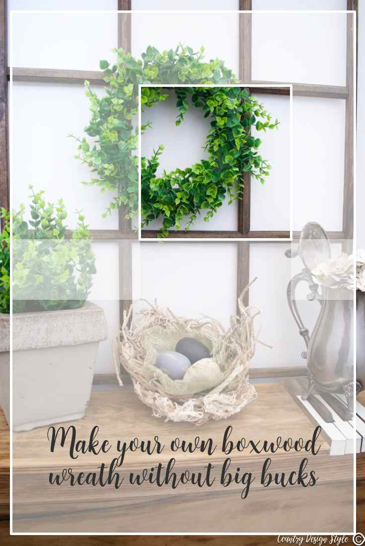 Make-your-own-wreath-without-big-bucks-pin   Country Design Style   countrydesignstyle.com