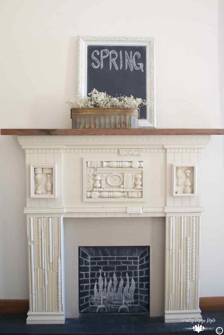 Spring-Decorating-Ideas-3a | Country Design Style | countrydesignstyle.com