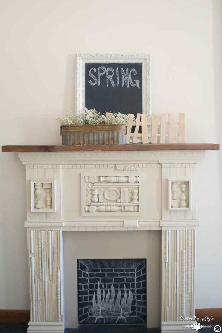 Spring-Decorating-Ideas-4a | Country Design Style | countrydesignstyle.com