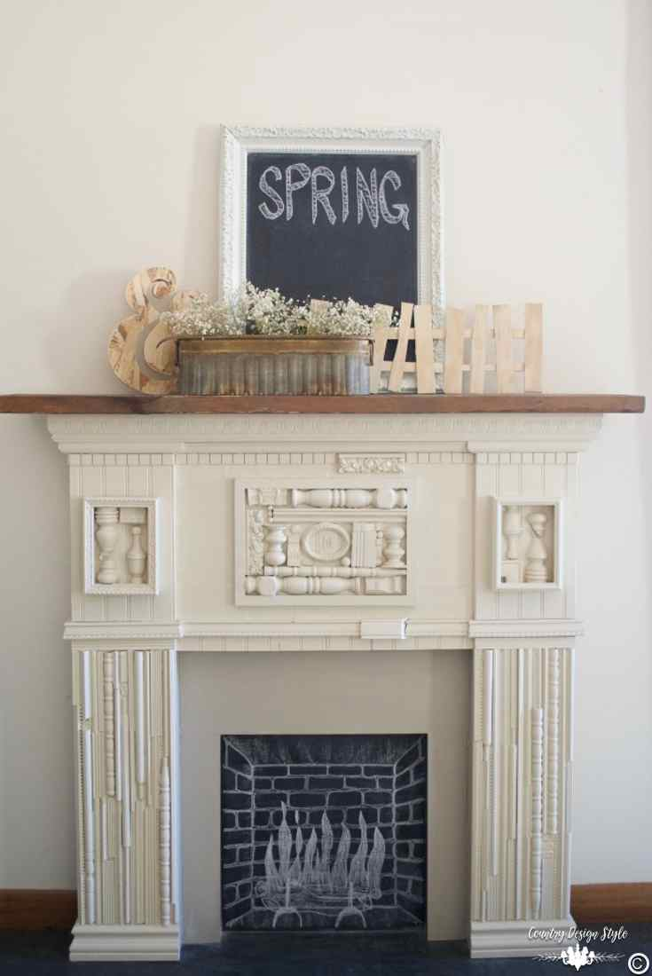 Spring-Decorating-Ideas-5a | Country Design Style | countrydesignstyle.com