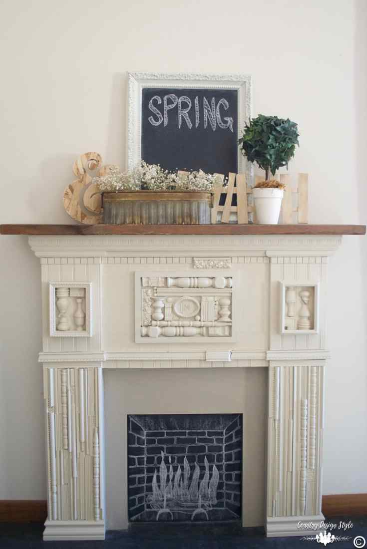 Spring-Decorating-Ideas-6a | Country Design Style | countrydesignstyle.com