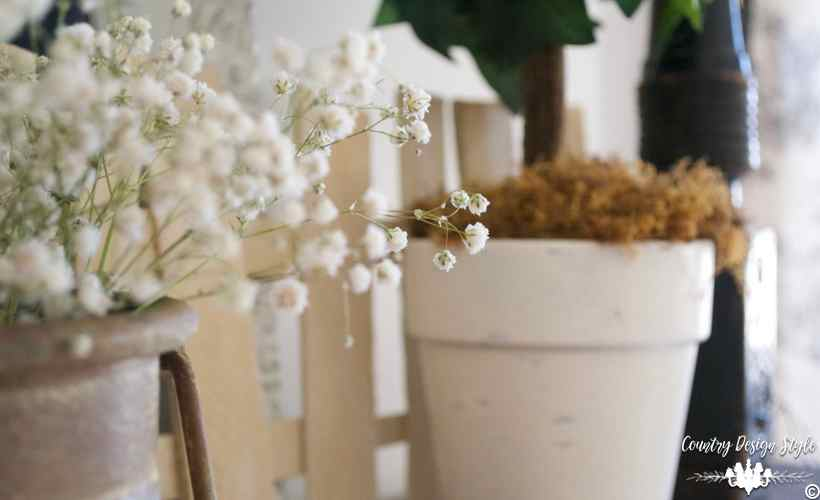 This Is Simple Spring Decorating Ideas For Your Mantel