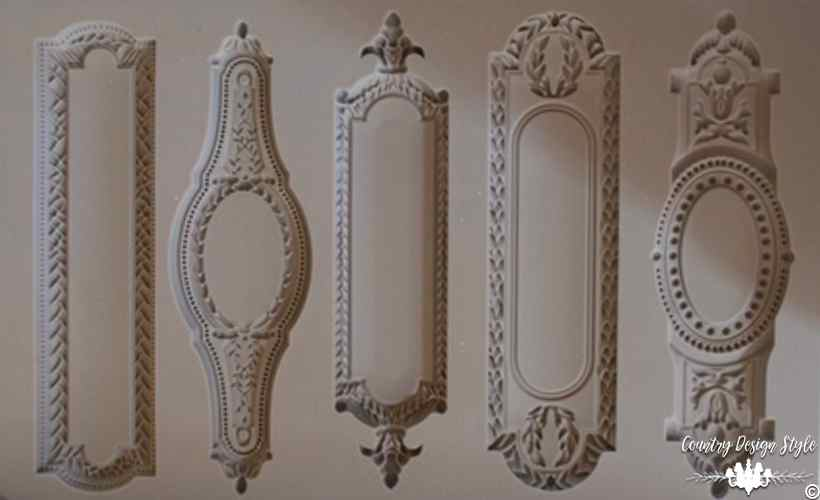 Beautiful DIY clay moulds confessions and results Main   Country Design Style   countrydesignstyle.com