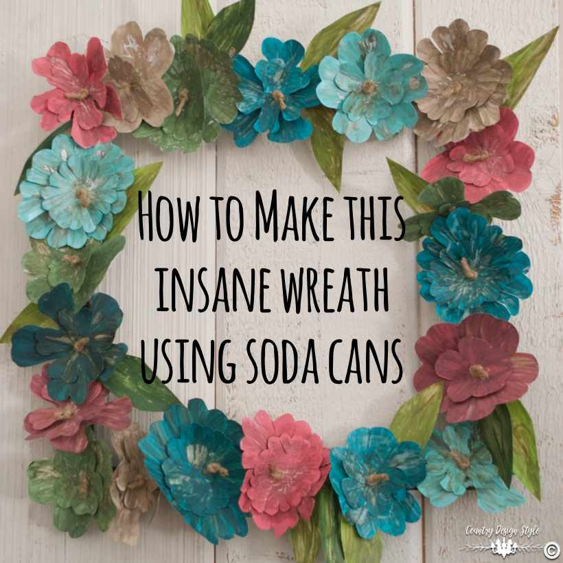 How-to-make-an-insane-metal-flower-wreath-sq   Country Design Style   countrydesignstyle.com