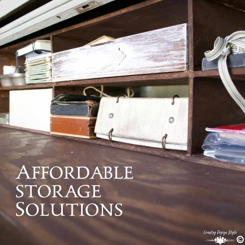 Affordable-storage-solutions sq | Country Design Style | countrydesignstyle.com