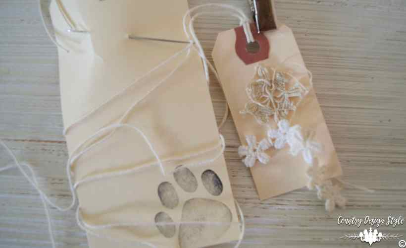 DIY Craft Organizer tags | Country Design Style | countrydesignstyle.com