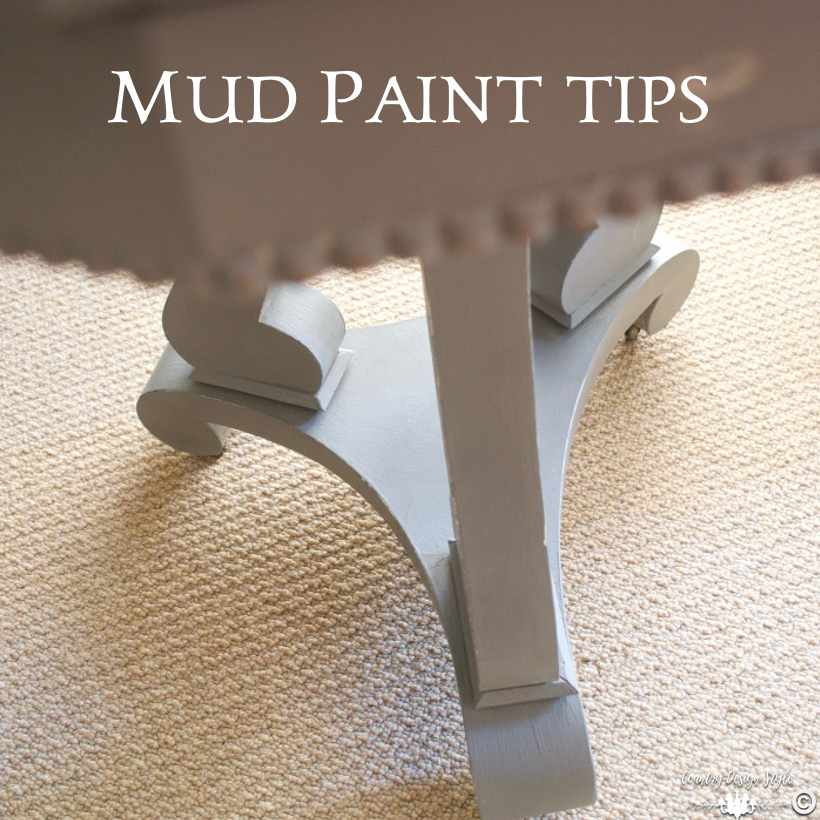 Mud-Paint-sq| Country Design Style | countrydesignstyle.com