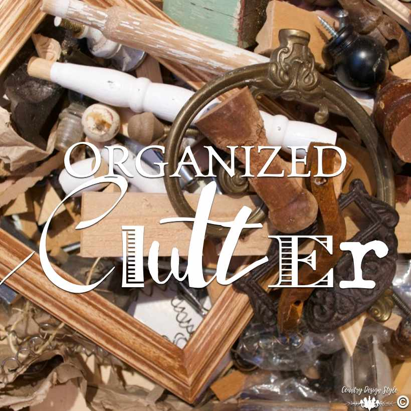 Organized-Clutter sq| Country Design Style | countrydesignstyle.com