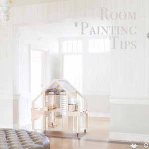 Room-Painting-Tips sq | Country Design Style | countrydesignstyle.com