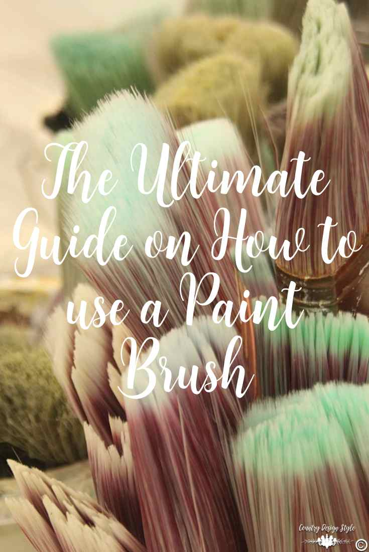 The-ultimate-guide-on-how-to-use-a-paint-brush-pin | Country Design Style | countrydesignstyle.com
