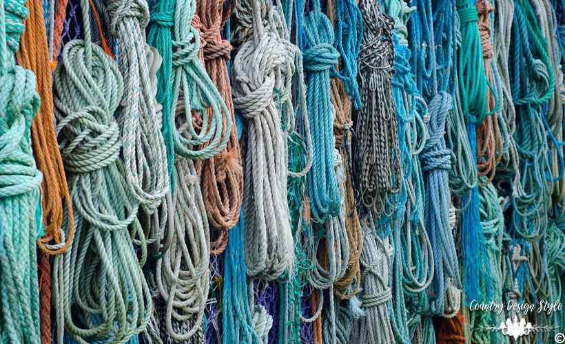 5 easy nautical decorating ideas country design style - Nautical rope decorating ideas ...
