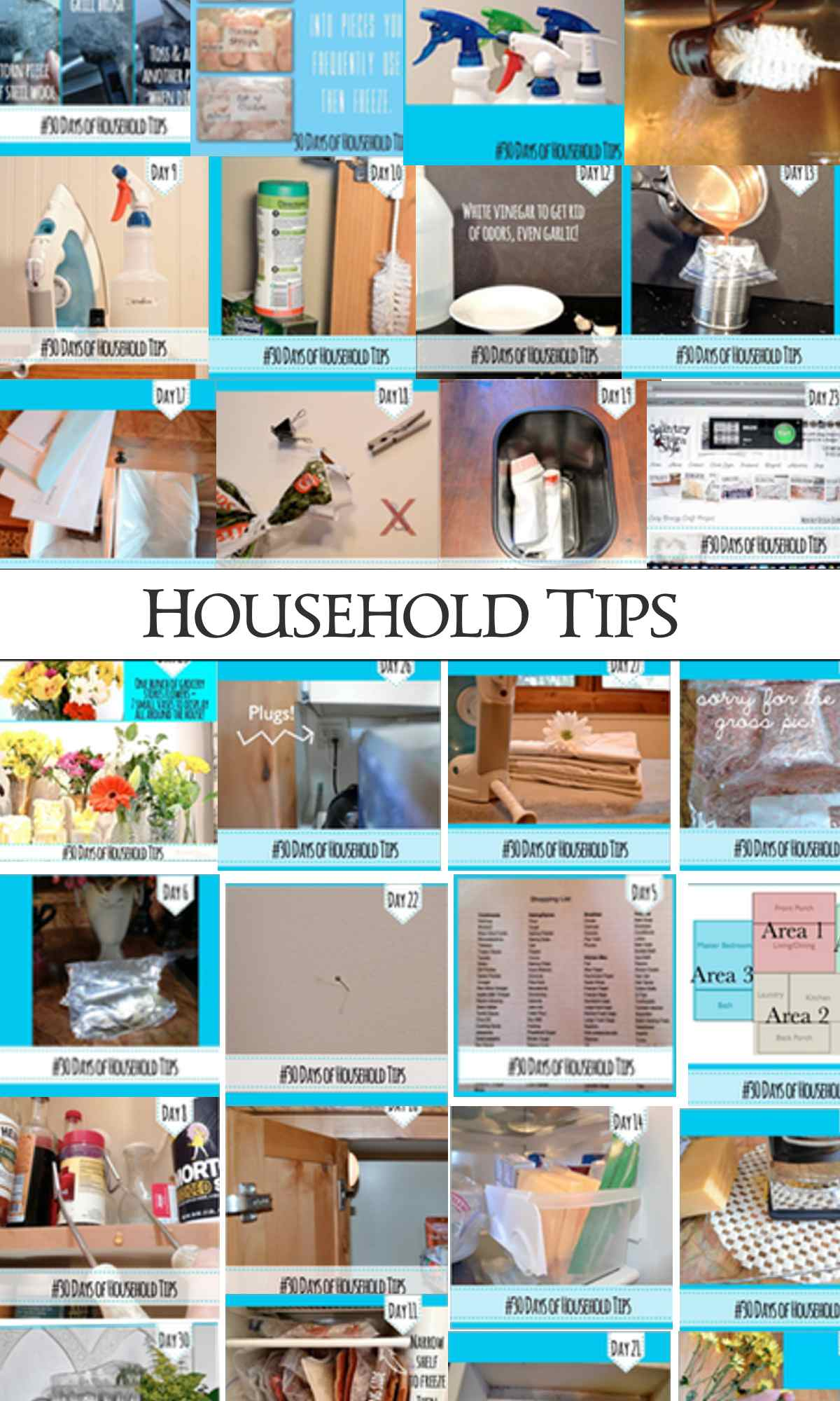 household tips pin large | Country Design Style | countrydesignstyle.com