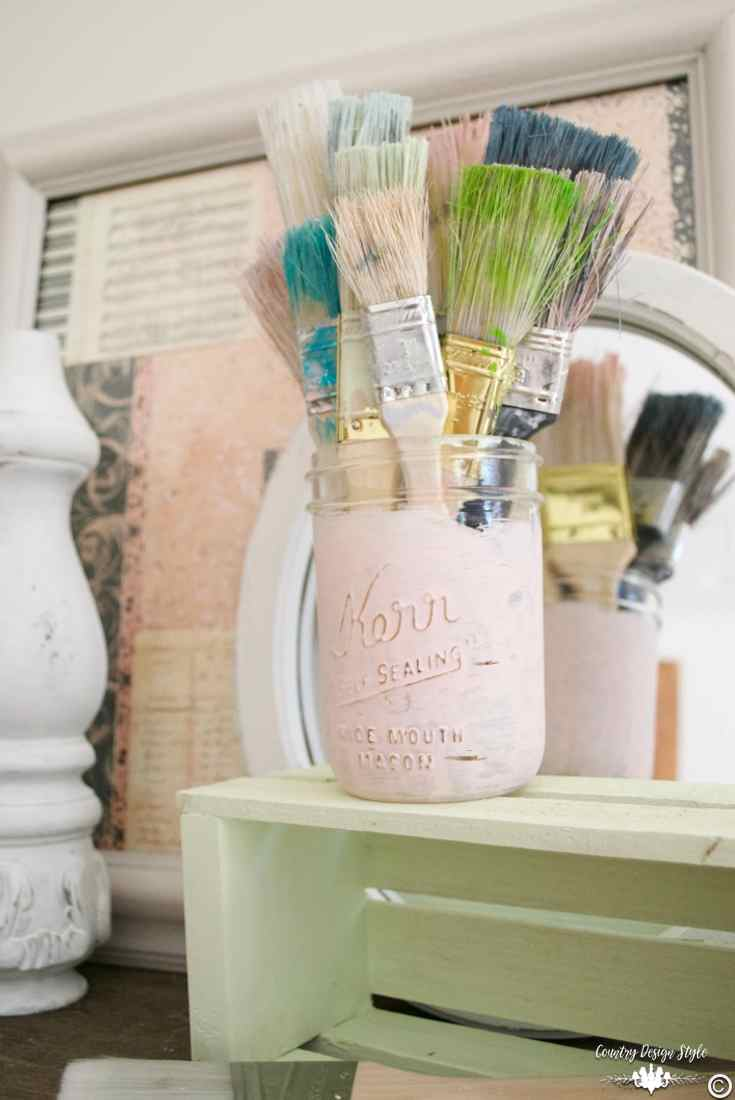Chalk powders for paint pin 4 | Country Design Style | countrydesignstyle.com
