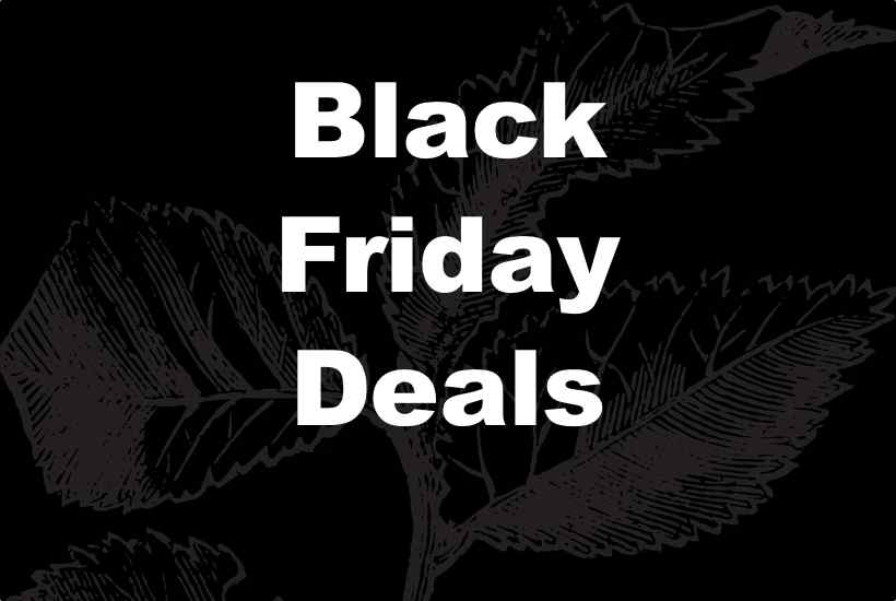 Black Friday Deals - Country Design Style