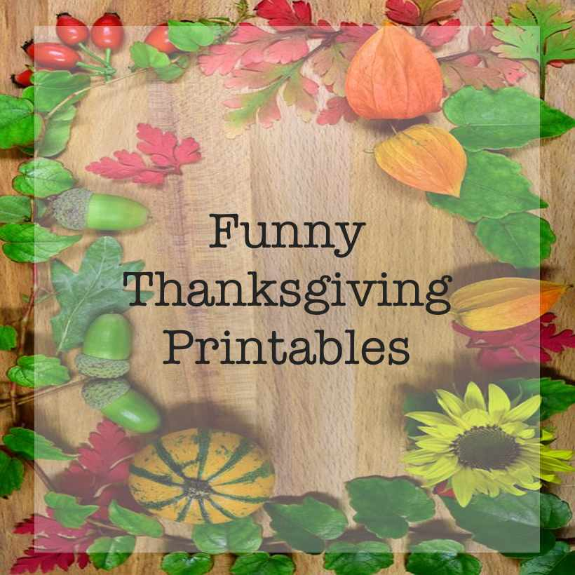 Thanksgiving Printables sq | Country Design Style | countrydesignstyle.com