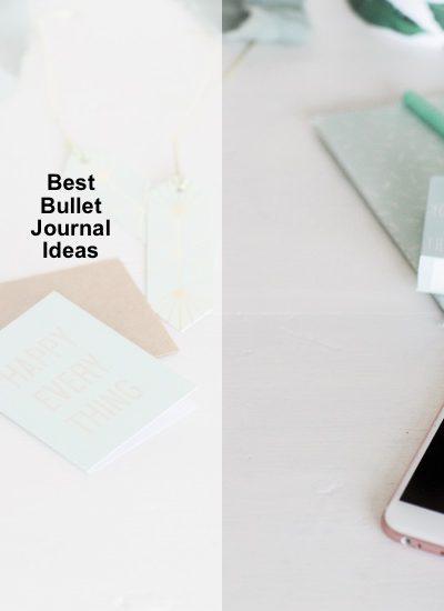 Best Bullet Journal Ideas to Stop Overplanning