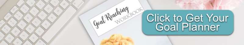 Goal Planner and Reaching Workbook cupg