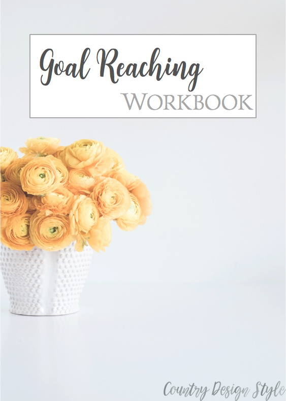 Goal Planner and Reaching Workbook