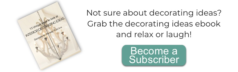 13 unique ways to look at decorating ideas