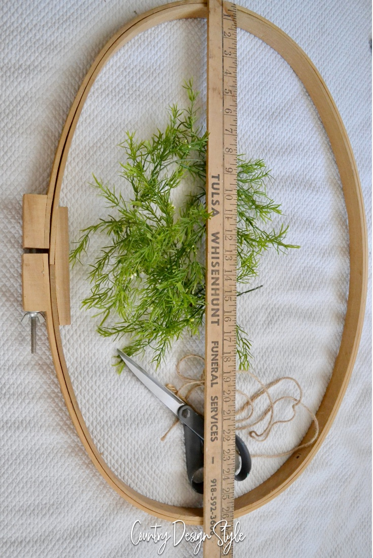 extra large embroidery hoop 26 inches