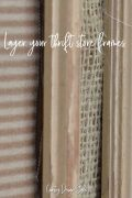 layer your thrift store frames