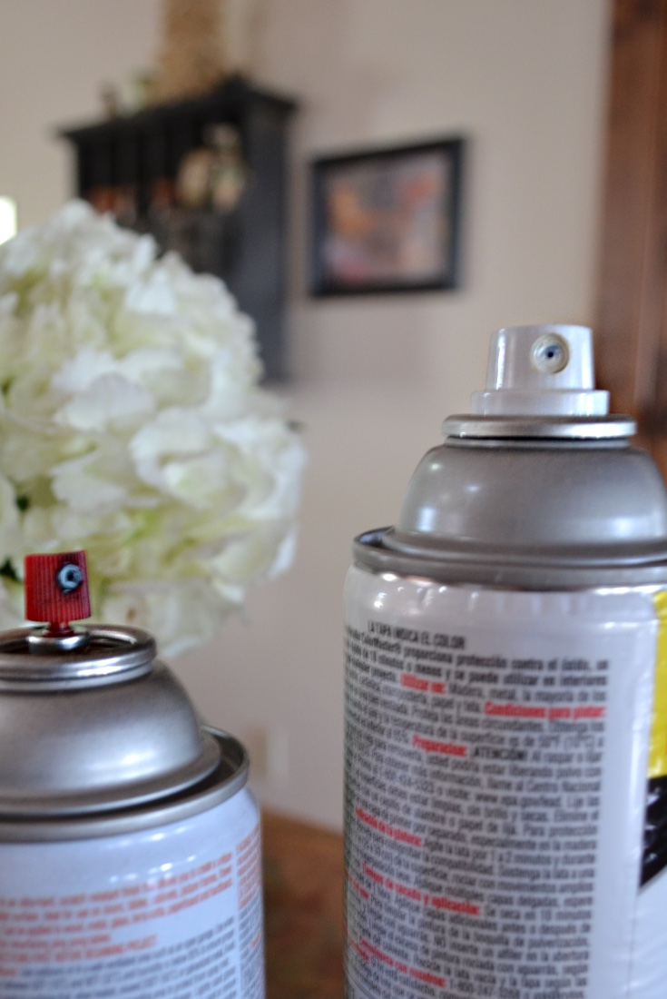 Spray paint nozzles to pick from