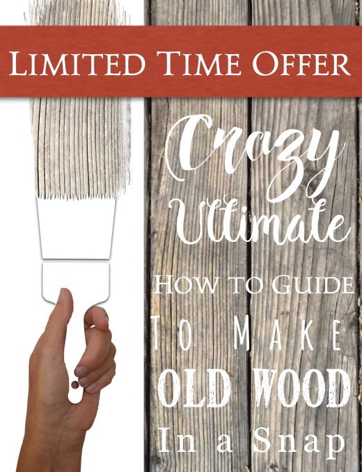 Crazy Ultimate How to Guide to make old wood in a snap Limited Time Offer