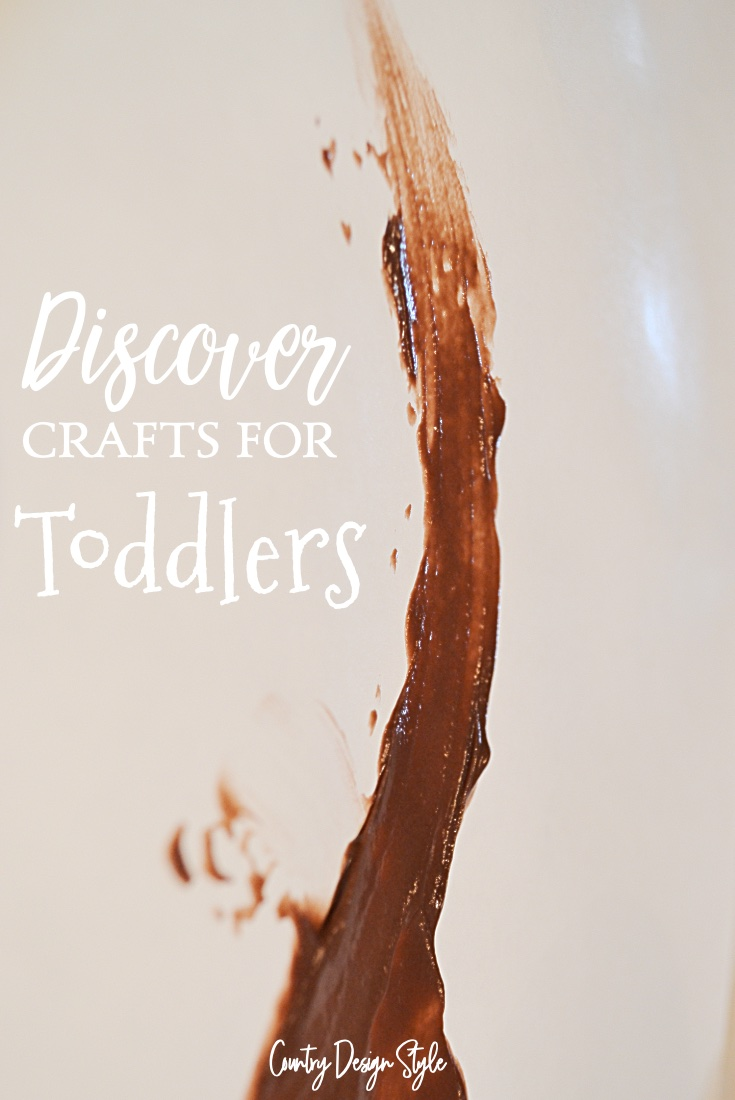 Discover crafts for toddlers
