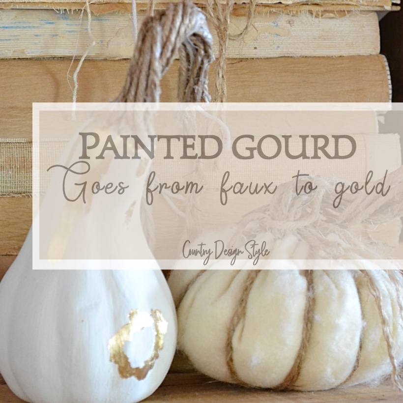Painted gourd sq