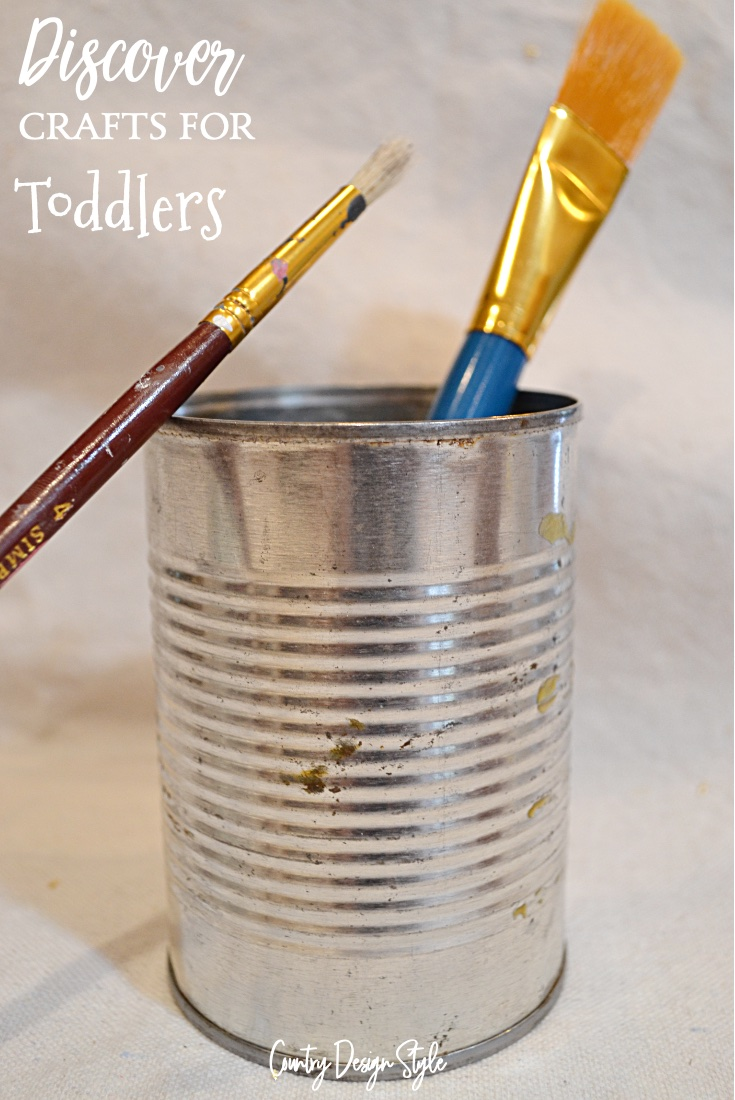 Water paint crafts for toddlers