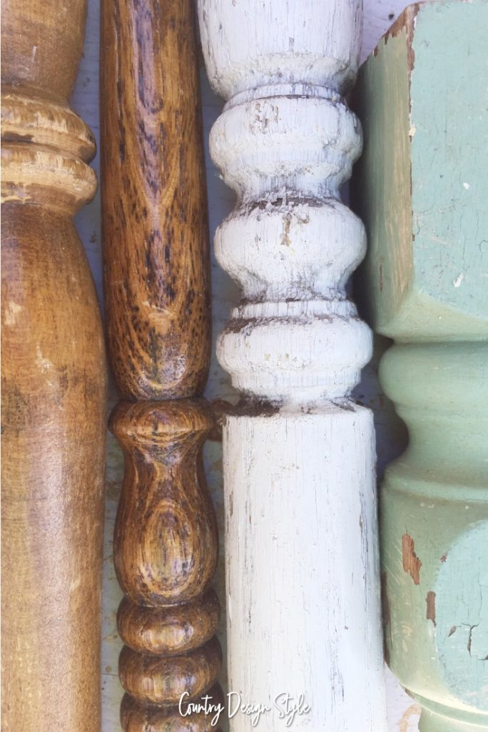 Spindles for DIY ornaments
