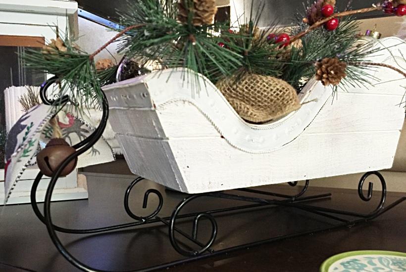 Tiny Christmas Sheigh