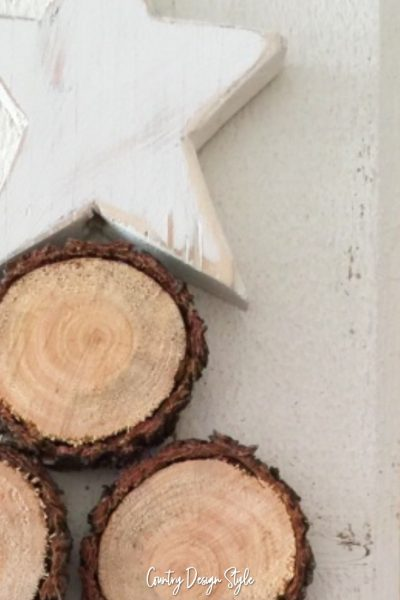 Wood slice tree feature image
