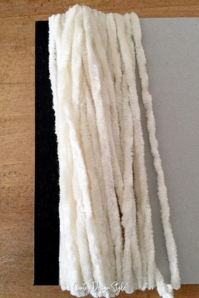 untangled chenille
