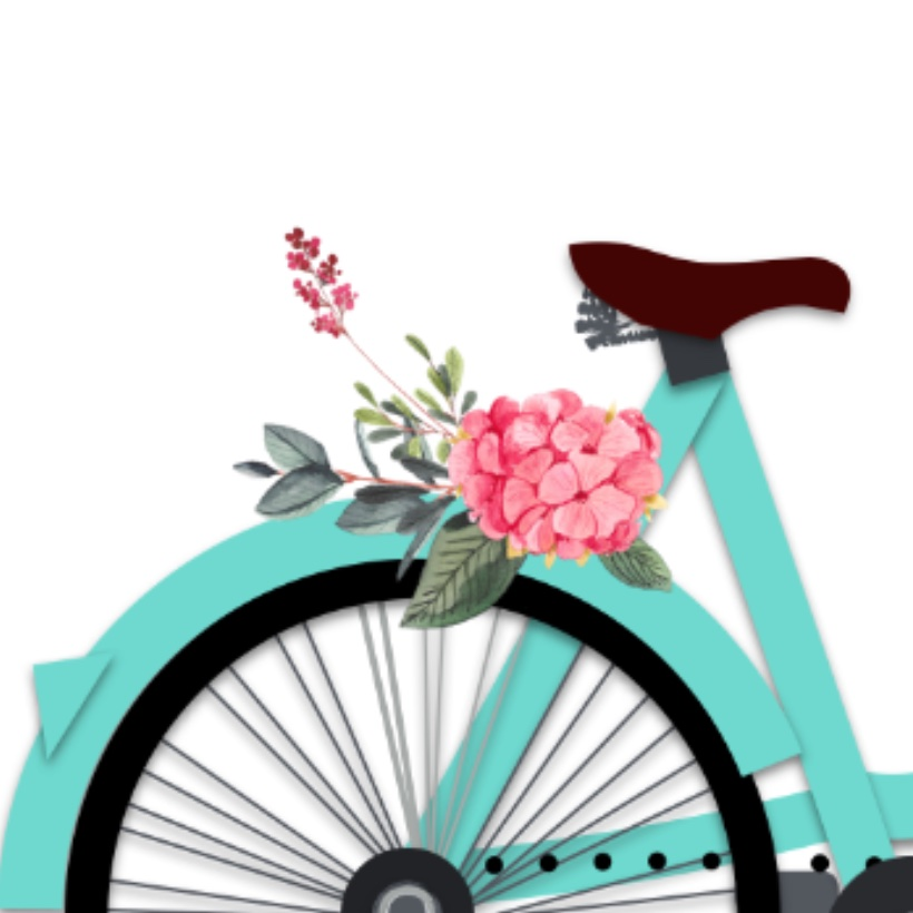 Bicycle printable ig
