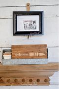 Lettered resale store junk Chalk Couture