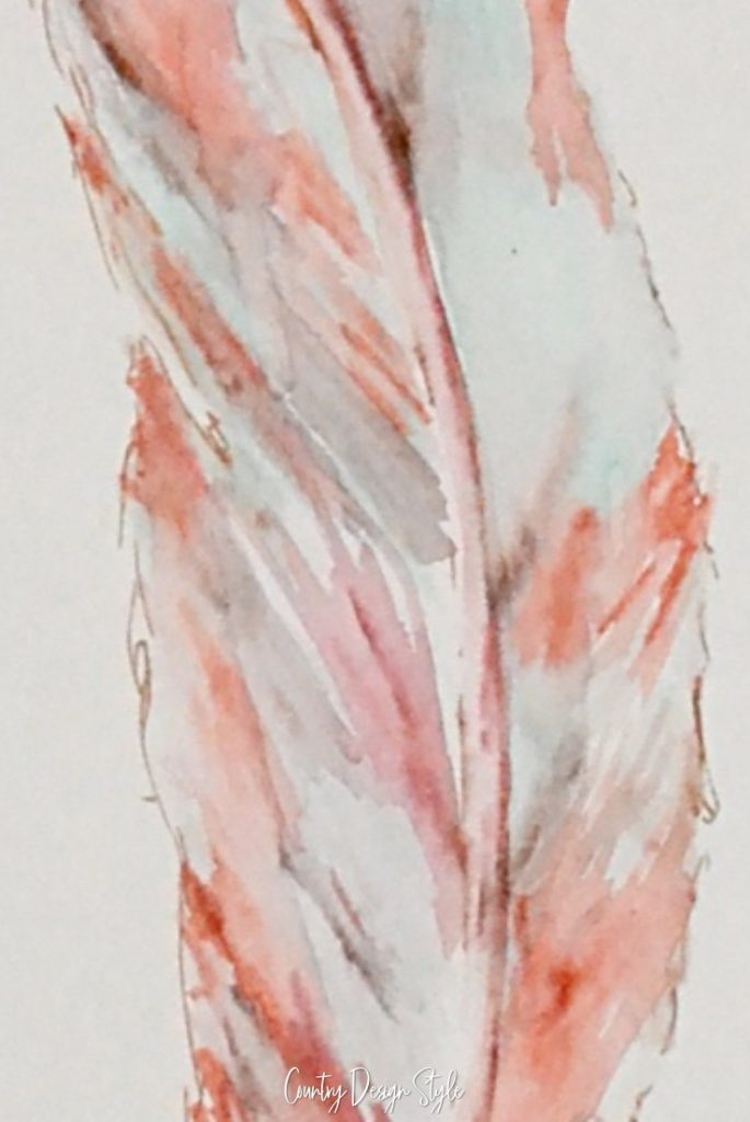 feather printable