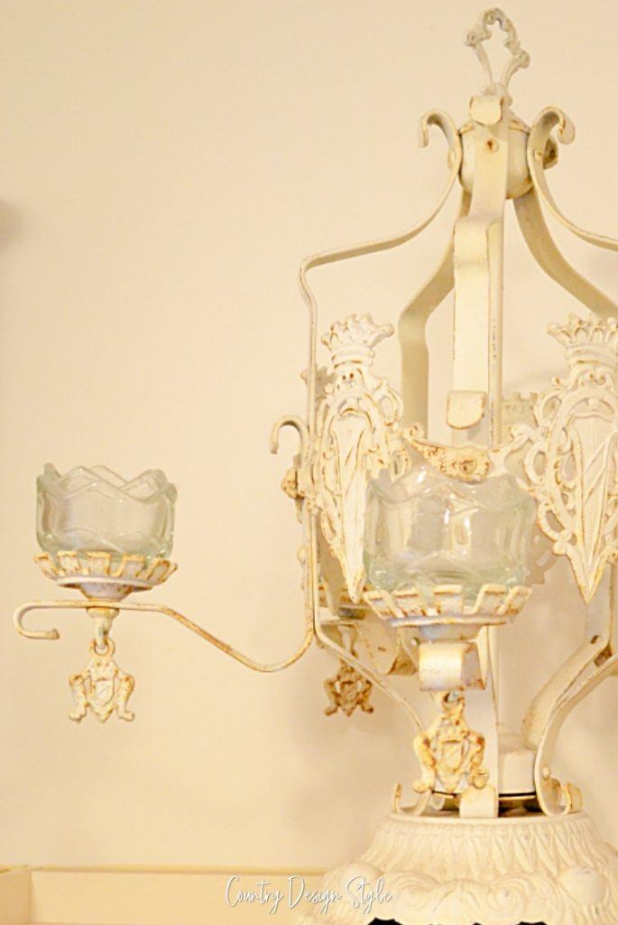 chandelier makeover | Country Design Style