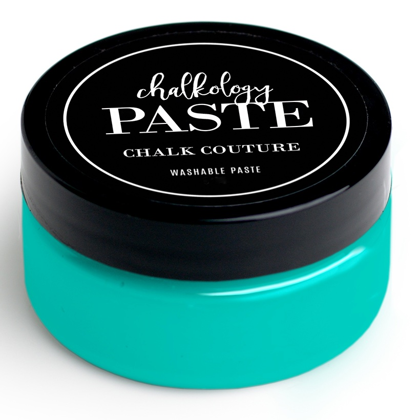Chalkology Paste - couture teal