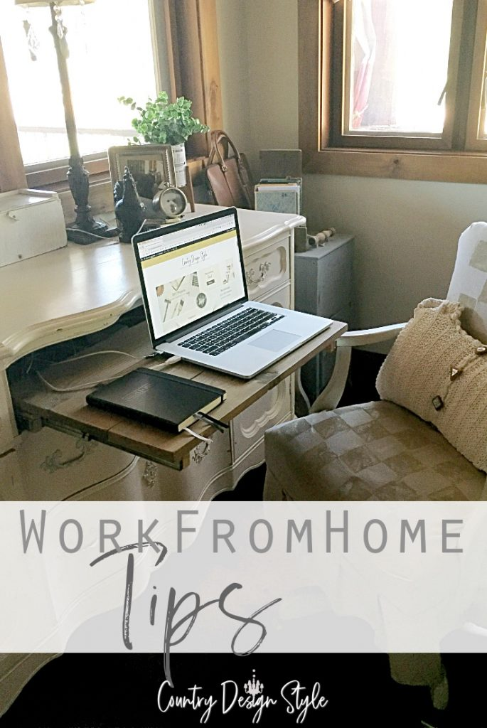 my blogging desk