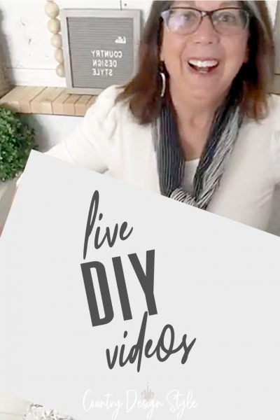 live diy video image