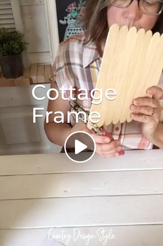 cottage frame