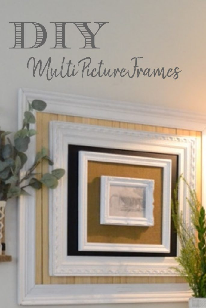 final multi picture frame hanging