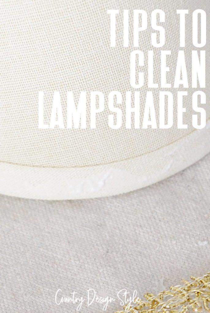 clean white shade